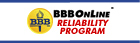 Member of Better Business Bureau Online