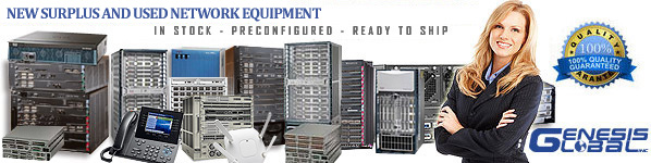 Quality Used Network Equipment and Used Cisco at Great Savings