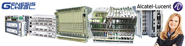 Used Alcatel Lucent Network Equipment